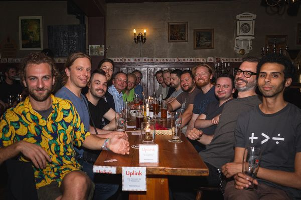 "June ""IPAs and APIs"" Community Meetup in Berlin"